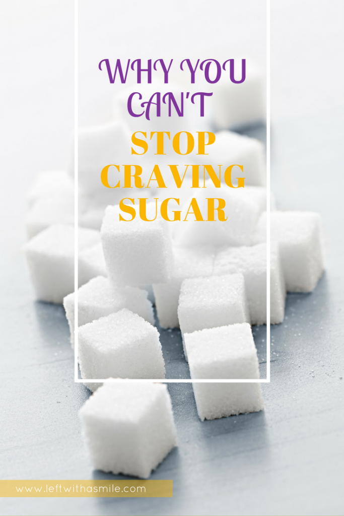 I discovered this trick after a lifetime of trying to control my sugar addiction.
