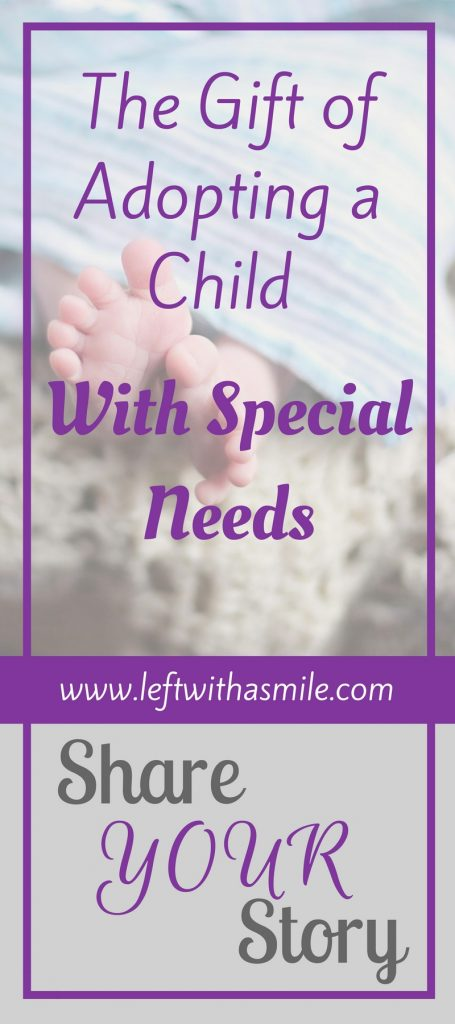 Adoption | Special Needs Baby | Children With Disabilities